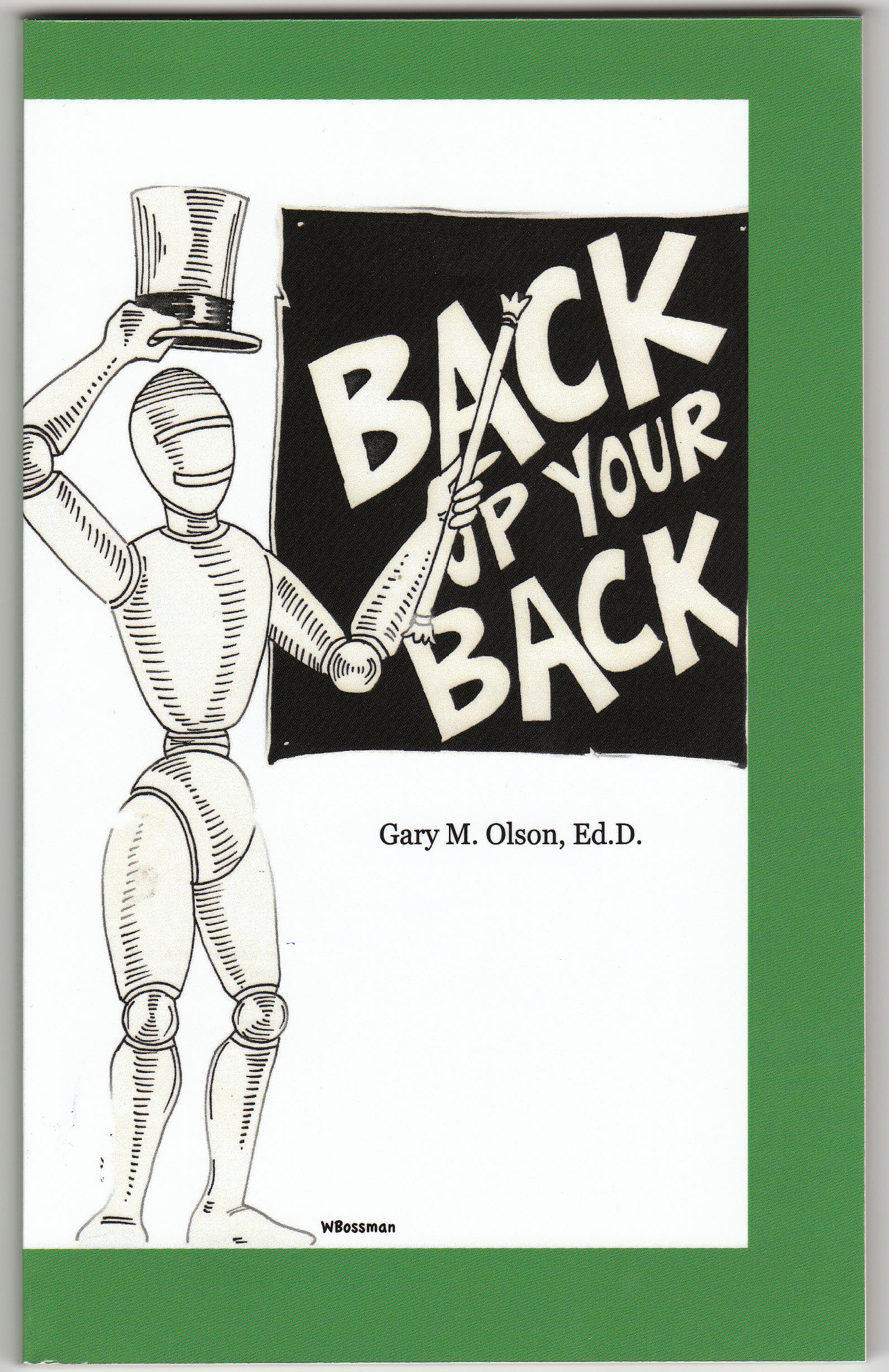 Back Up Your Back