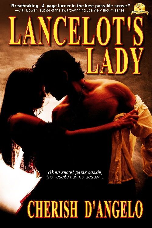 Lancelot's Lady by Cherish D'Angelo