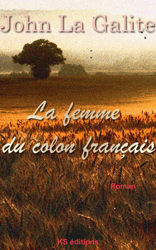 La femme du colon français