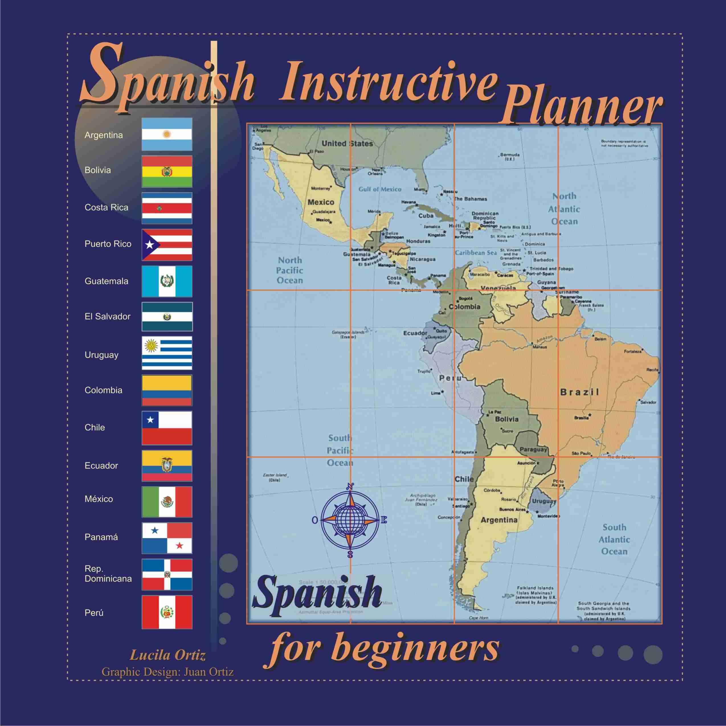 Spanish Instructive Planner