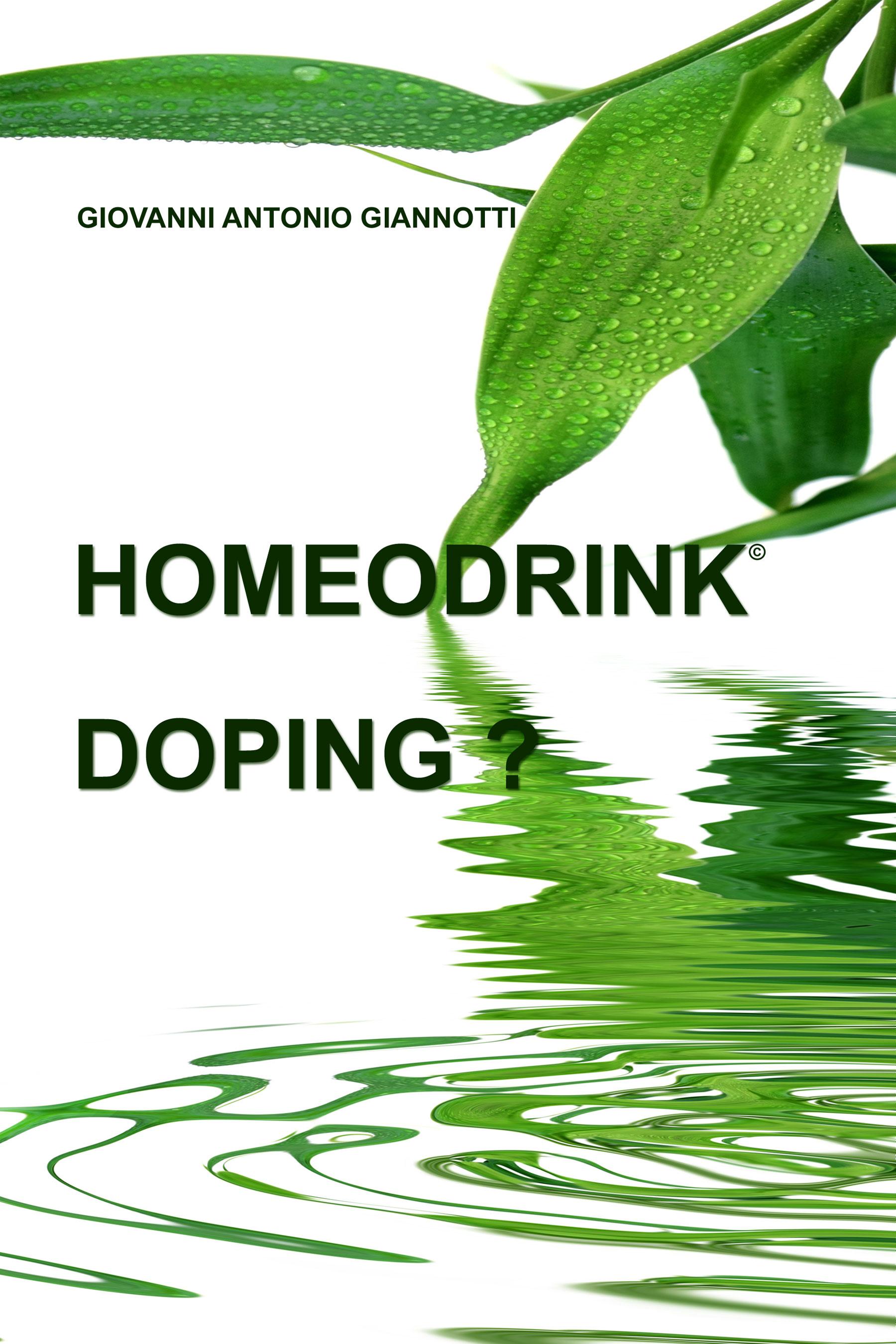 Homeodrink Doping ?