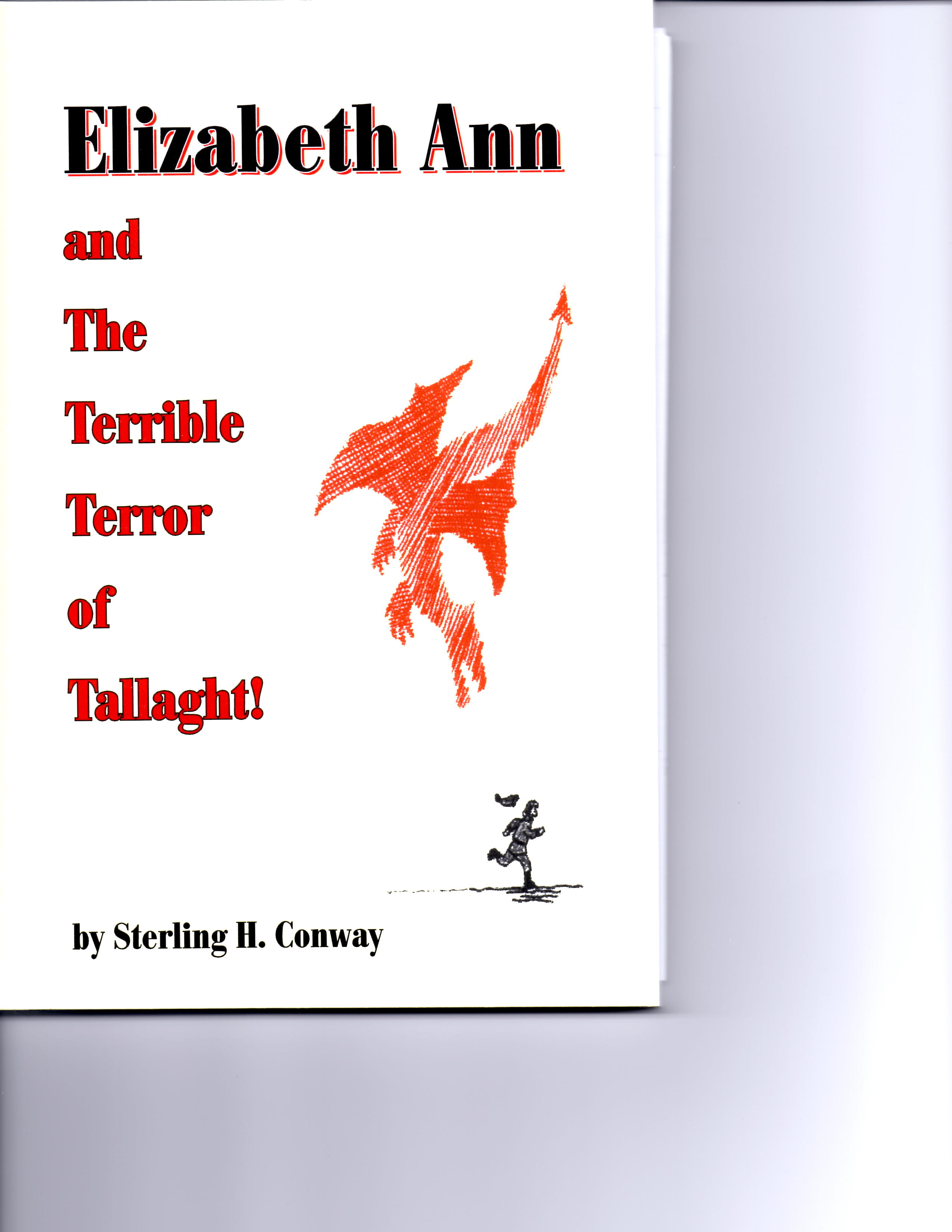 Elizabeth Ann and The Terrible Terror of Tallaght!