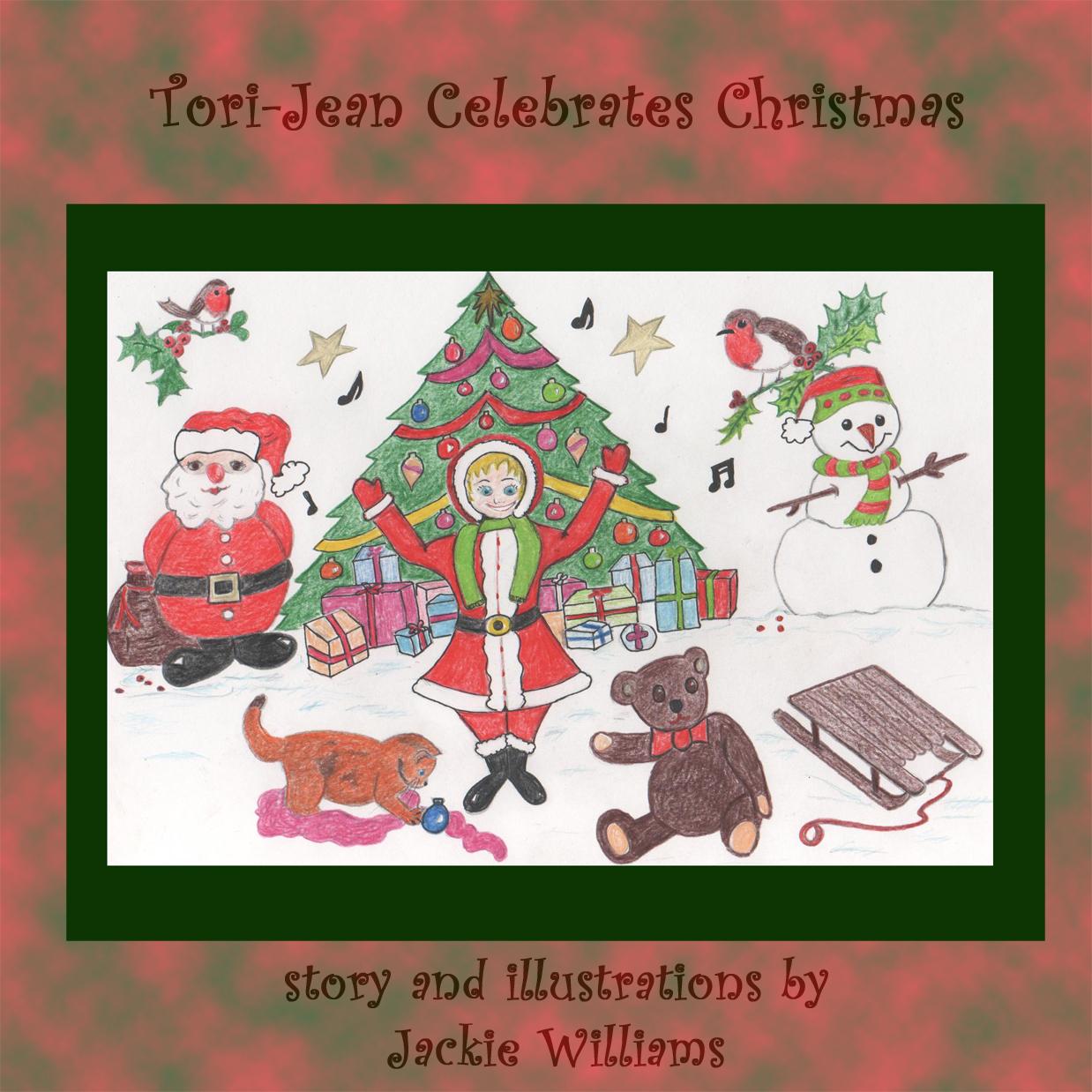 Tori-Jean Celebrates Christmas