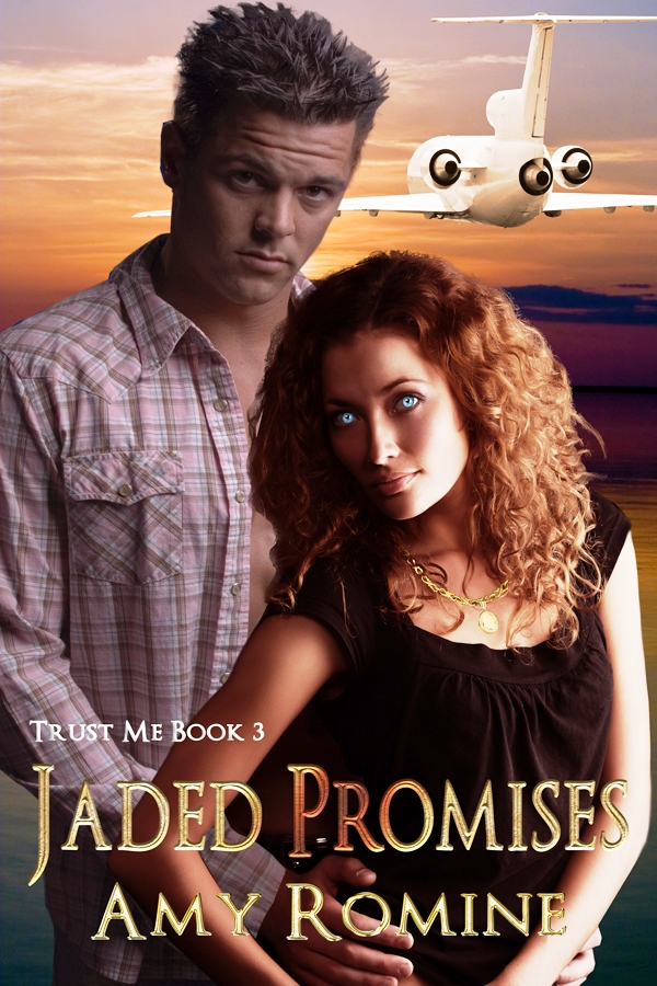 Trust Me Book 3 - Jaded Promises
