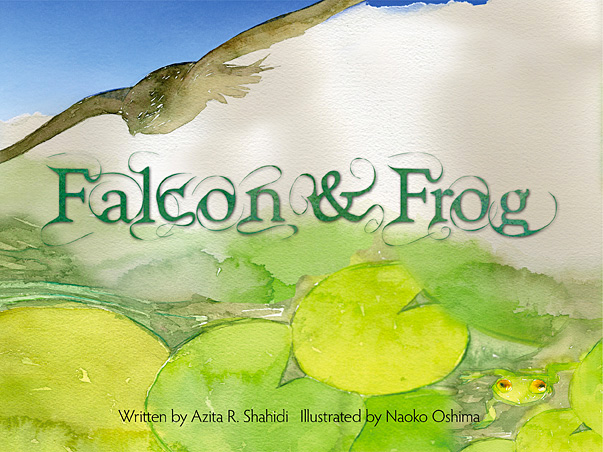 Falcon and Frog