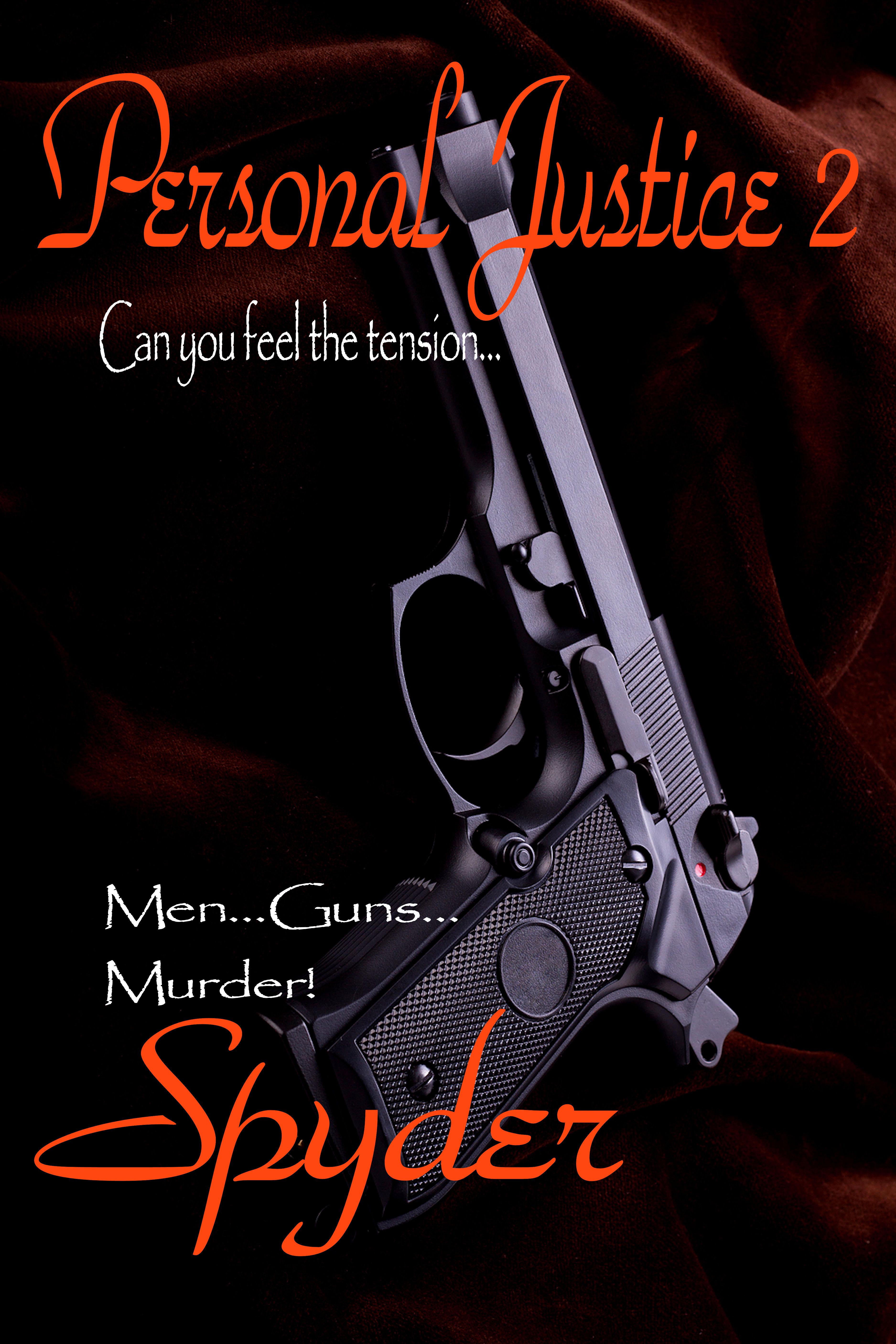 Personal Justice 2 (8 book series)