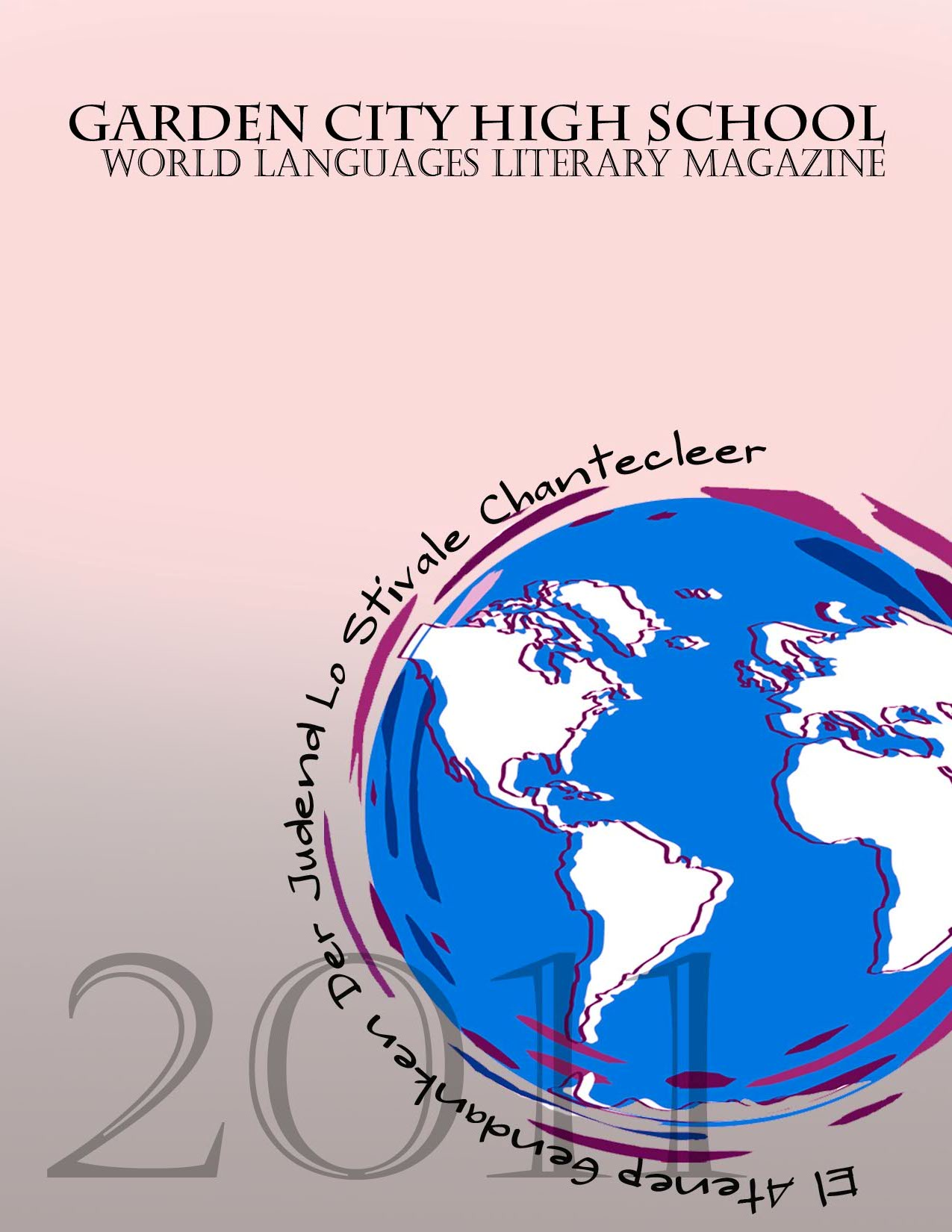 Garden City High School World Languages Literary Magazine