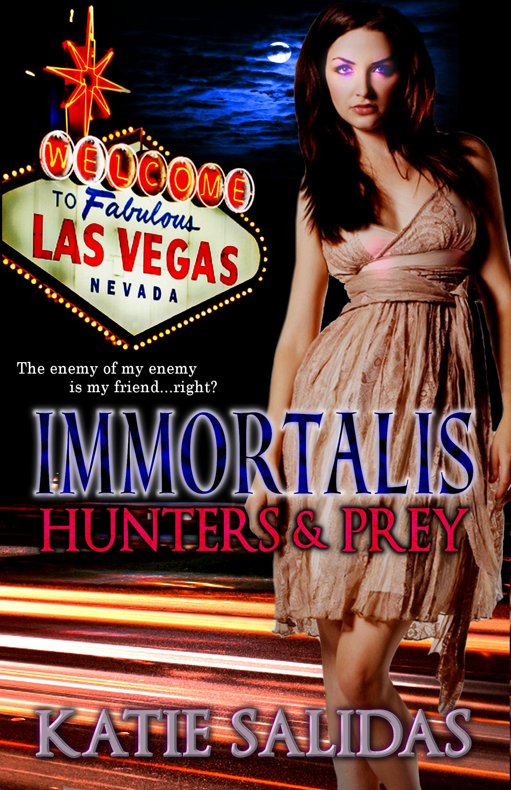 Immortalis: Hunters & Prey