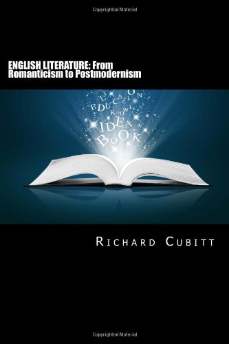 English Literature: From Romanticism to Postmodernism