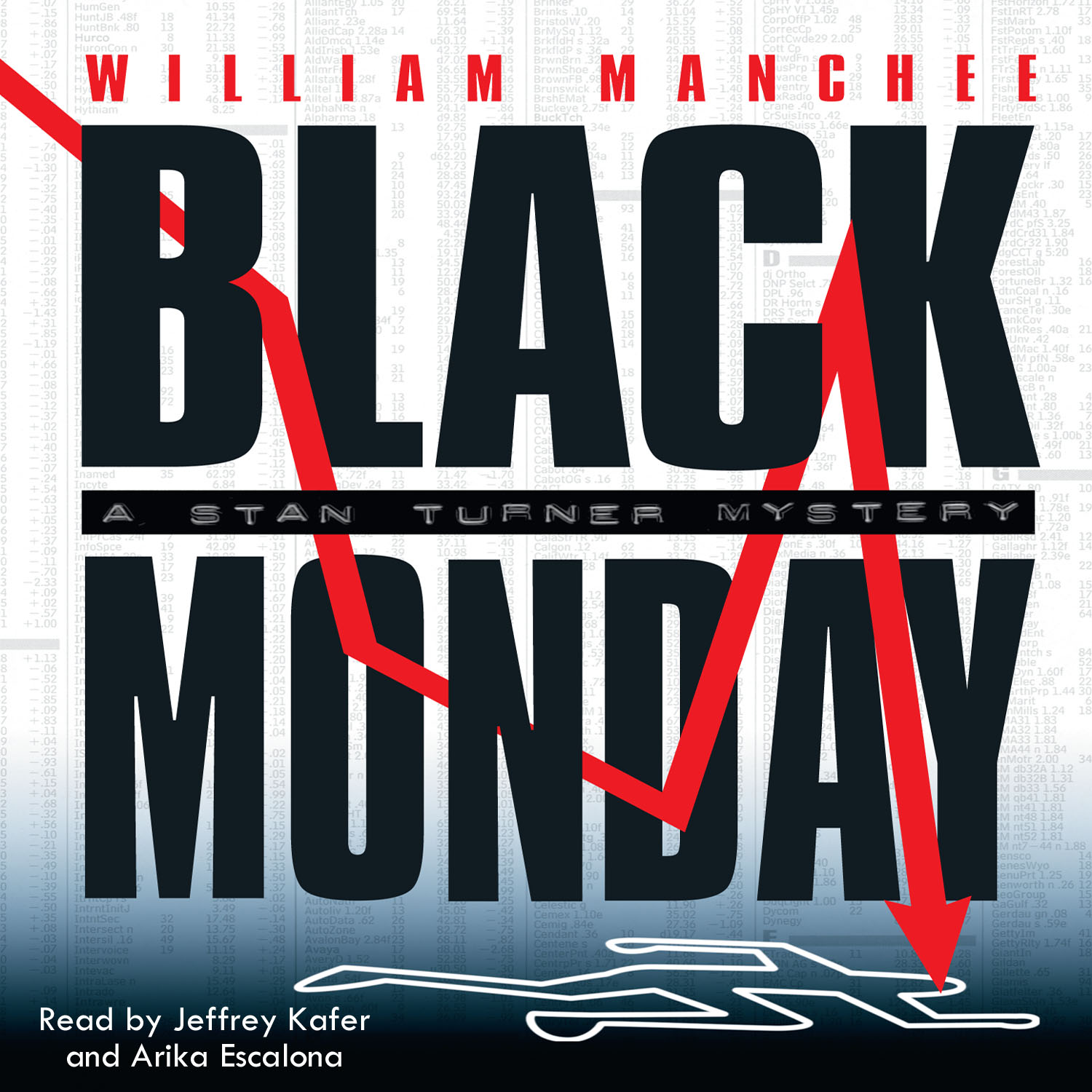 Black Monday, A Stan Turner Mystery