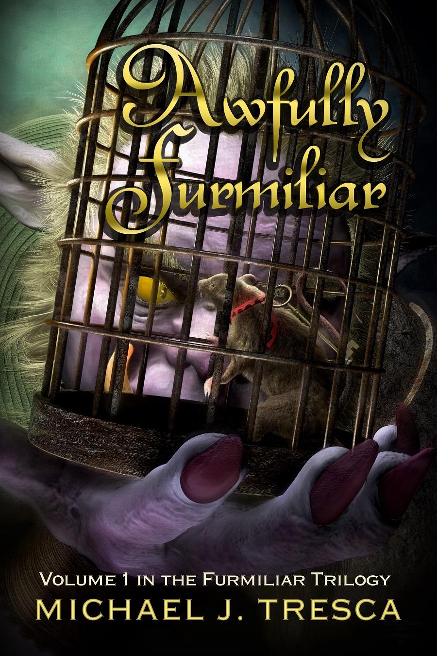 Awfully Furmiliar (The Furmiliar Series)