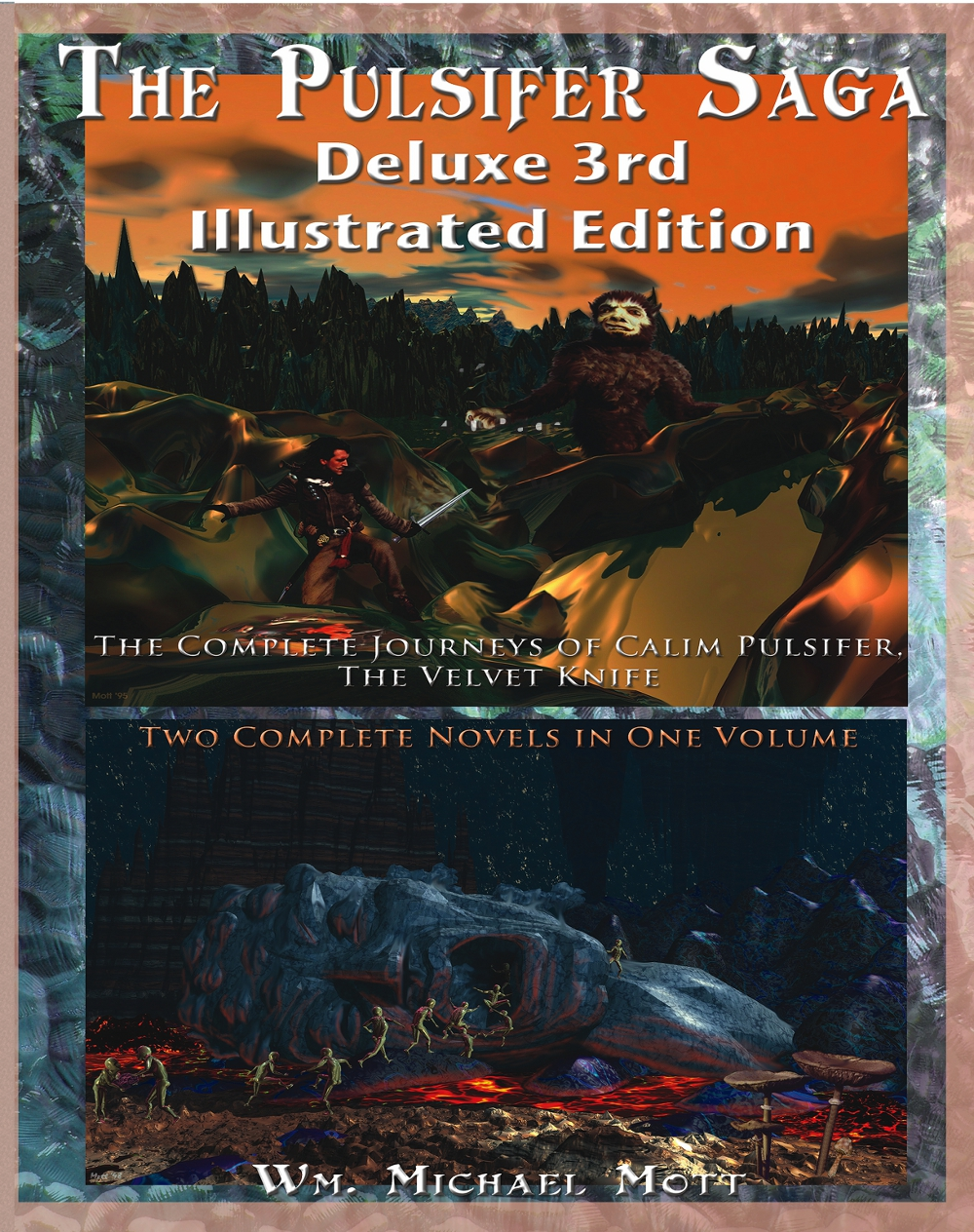 The Pulsifer Saga: Third Deluxe Illustrated Edition
