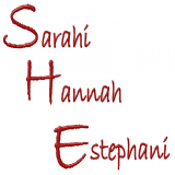 Sarahi Hannah Estephani