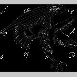 Obsidian Eagle