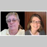 Rev. Dr. Tina Carter and Rev. Dr. Mindy Johnson-Hicks